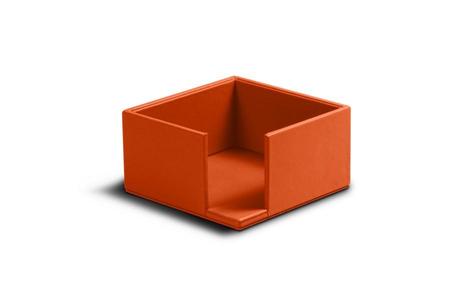 "Memo paper holder (3.9"" x 3.9"" x 2.1"")"
