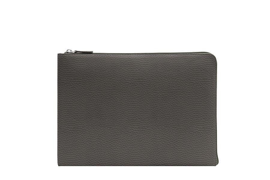 Porte document zippé