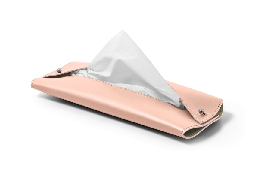 Zachte tissuehouder