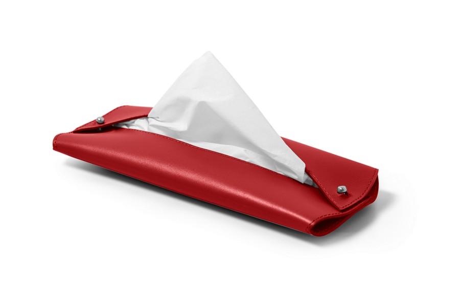Soft tissue pouch