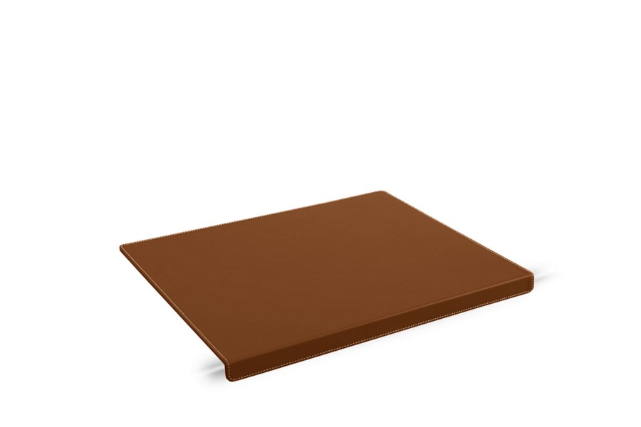 Desk Pad with Edge Protector (18.7 x 13.8 inches)