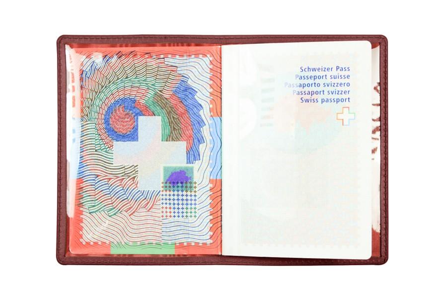 Funda universal para pasaporte