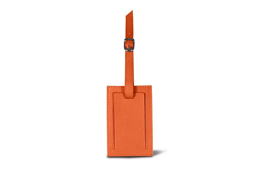 Rectangular bag tag