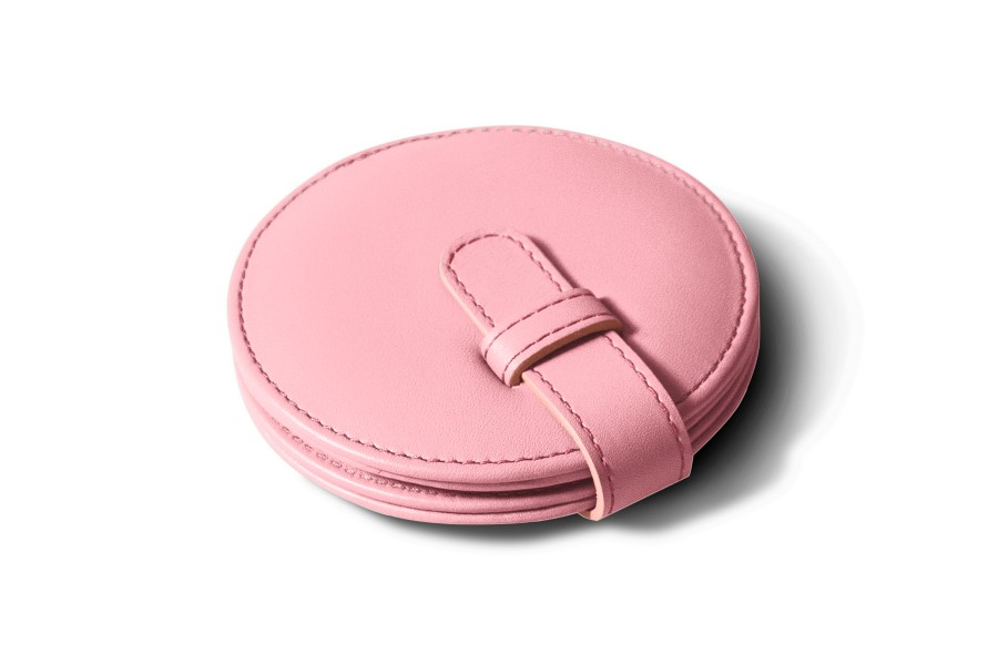 Round Double Compact Mirror