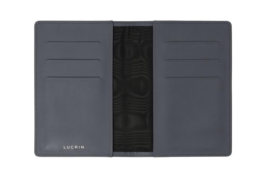 Luxury passport holder