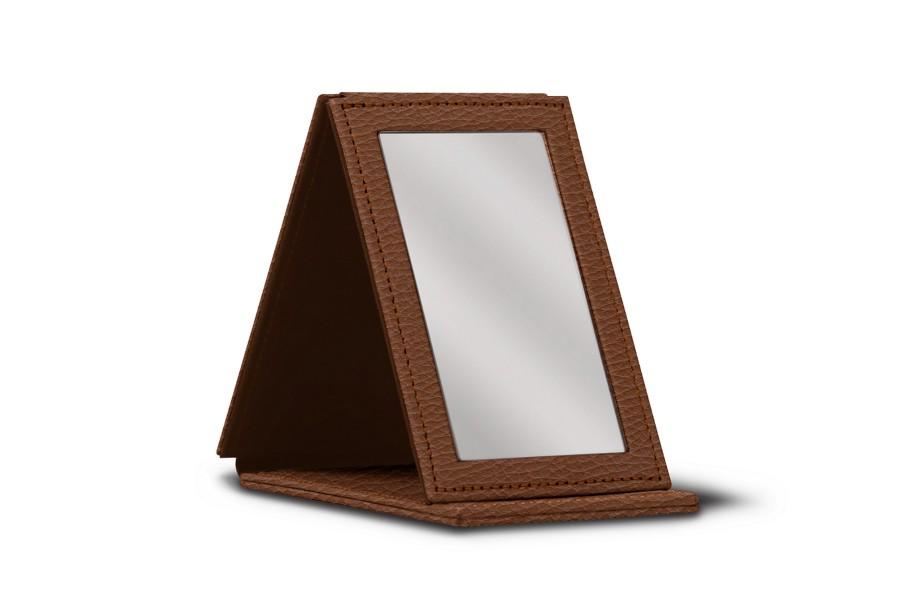 Rechteckiger Taschenspiegel