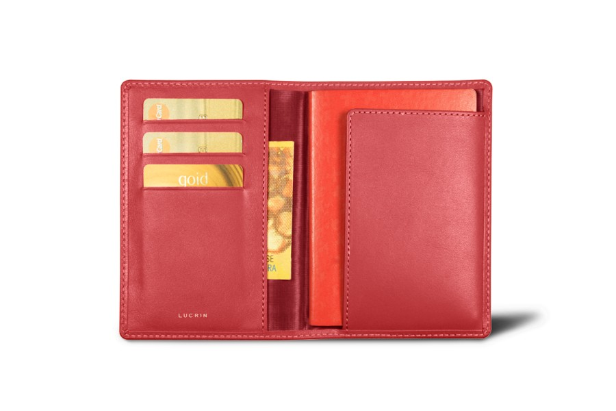 Passport and Loyalty Card Holder