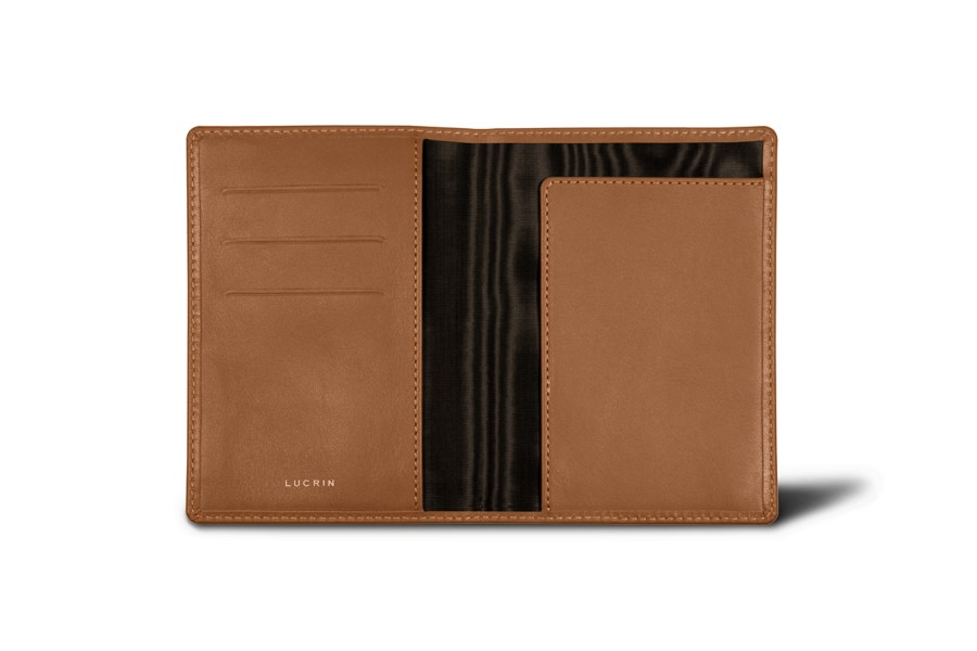 Passport and loyalty cards holder