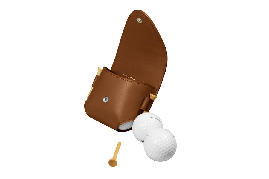 Case for 4 golf balls