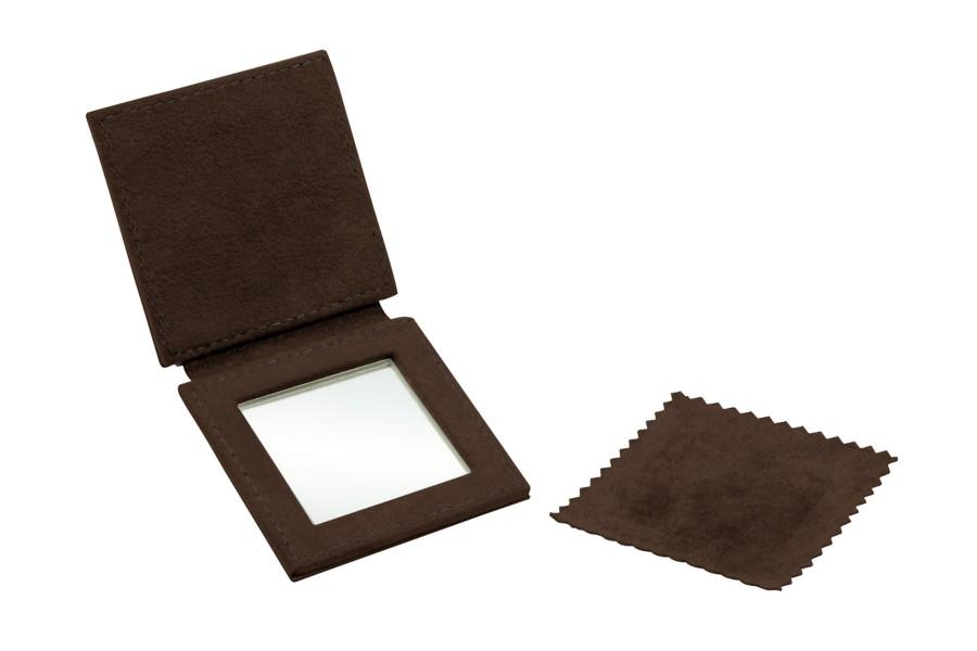 Square Pocket Mirror (6.5 x 6.5 cm)