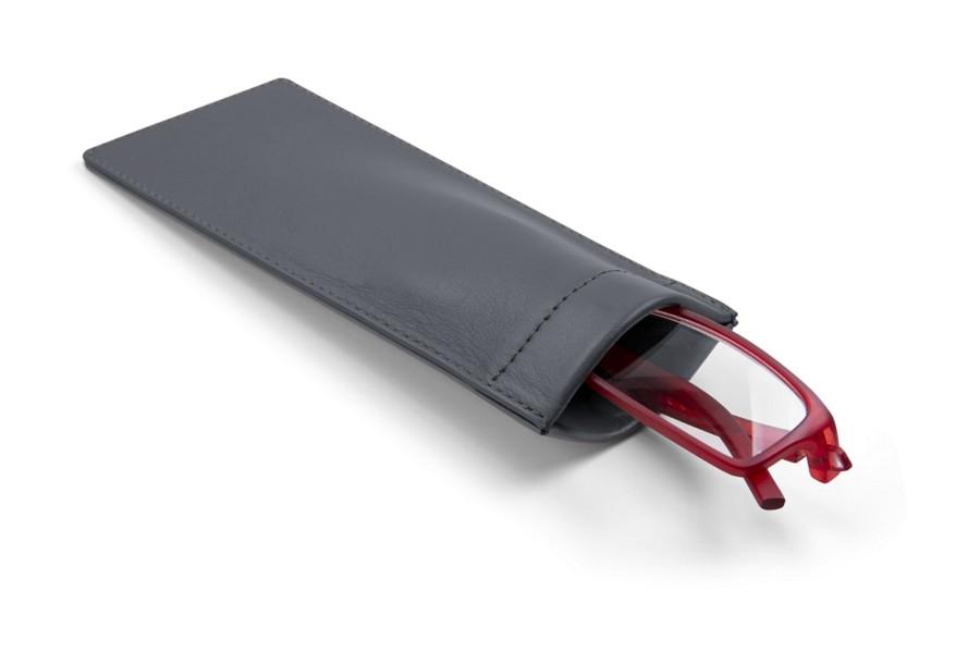 Thin eyeglasses case