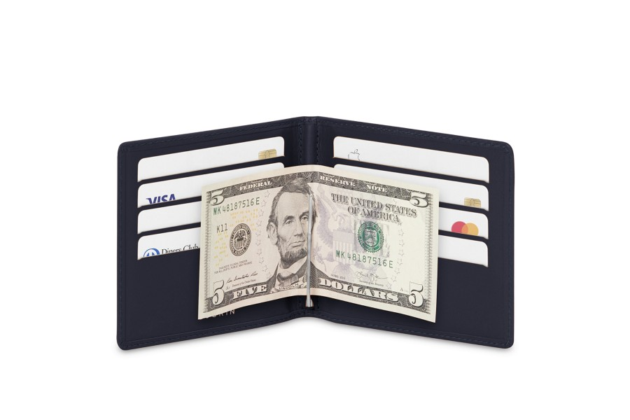 Money clip and card holder
