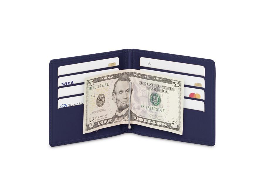 Geldbörse mit klammer