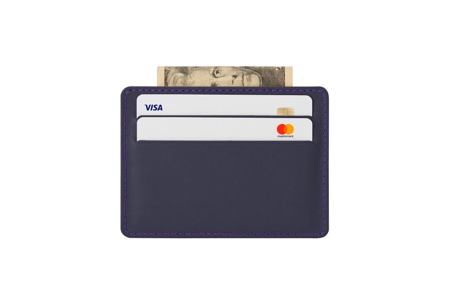 Etui Carte Bancaire Personnalise En Cuir Porte Cartes