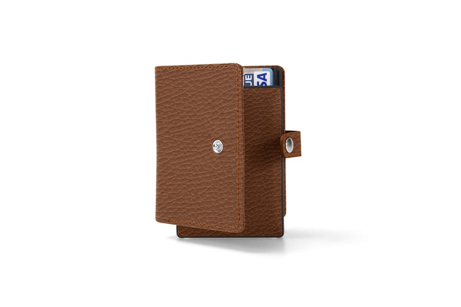 Compact RFID Blocking Wallet