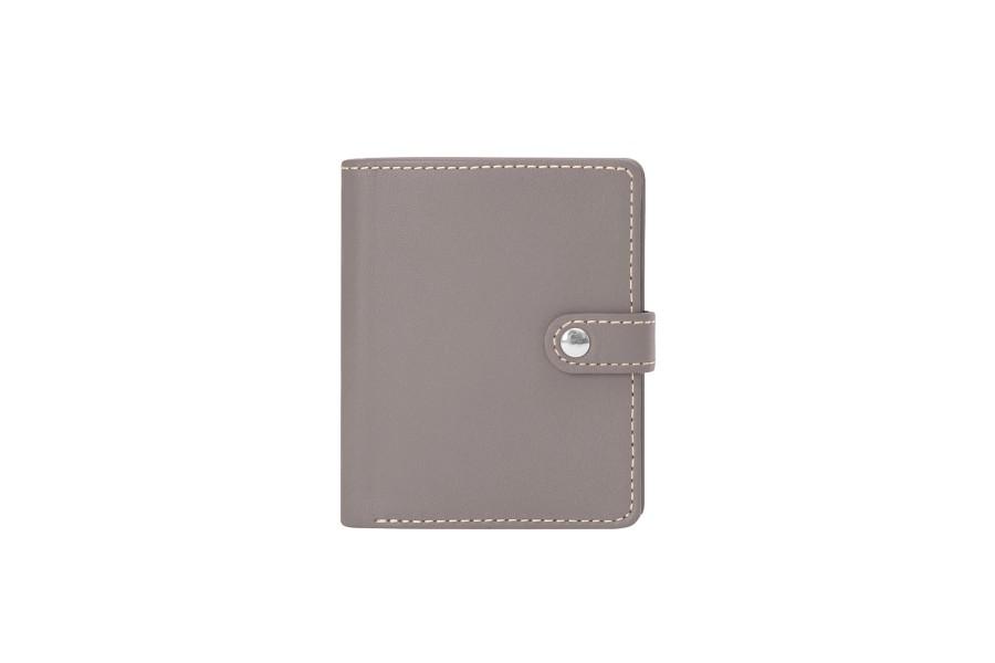 Kompakte Brieftasche mit RFID-Blockierung