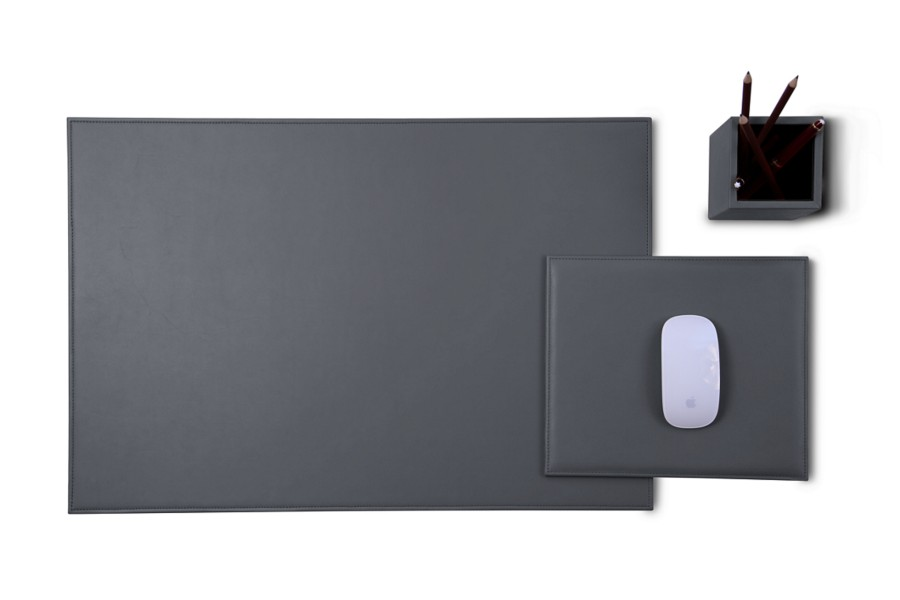 parure de bureau en cuir gold edition. Black Bedroom Furniture Sets. Home Design Ideas
